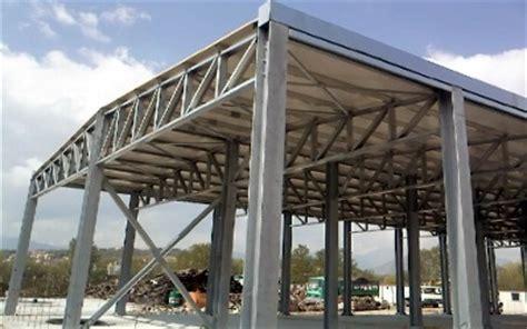struttura capannone in ferro eurotest strutture metalliche per edifici a