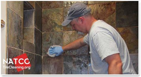 Schwarze Flecken In Der Dusche by How To Seal And Protect Slate Shower Tiles