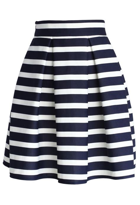 best 25 striped skirts ideas on striped skirt black white hair and