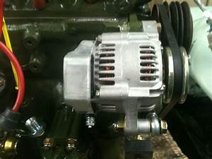 Lightweight Racing Alternator Conversion Kit