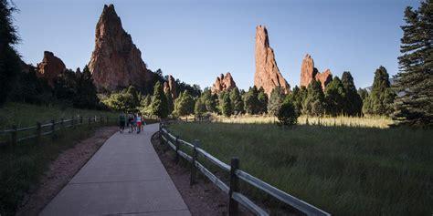 garden   gods national natural landmark outdoor project
