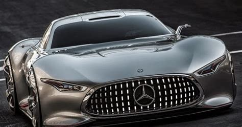 Gambar Mobil Mercedes Amg Gt by Mercedes Amg Vision Gran Turismo Concept Widiih