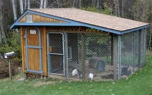 Plan Pour Construire Un Poulailler Le Poulailler