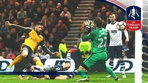 Preston North End 1-2 Arsenal - Emirates FA Cup 2016/17 ...