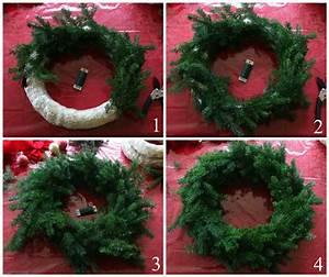 How, To, Make, A, U0026quot, Gourmet, U0026quot, Homemade, Christmas, Wreath, U0026, Simple, Advent, Wreath