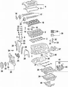 2005 Mercedes C230 Engine Diagram
