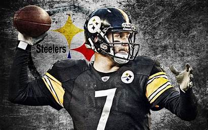 Ben Roethlisberger Steelers Backgrounds Pittsburgh Wallpapers Bowl
