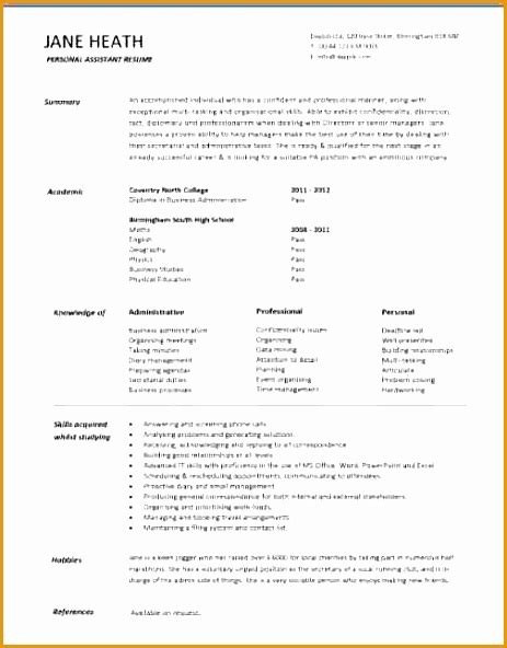 Exle Of Student Resume Cover Letter by 5 Layout Of A Resume Cover Letter Free Sles