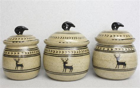 deere kitchen canisters ceramic canisters sets for the kitchen