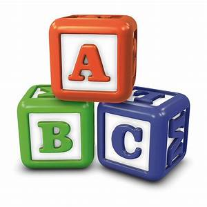 abc blocks With abc letter blocks
