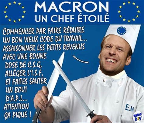 recette de cuisine drole cuisine européenne découvrez une recette du nouveau grand chef macron le de tropicalboy