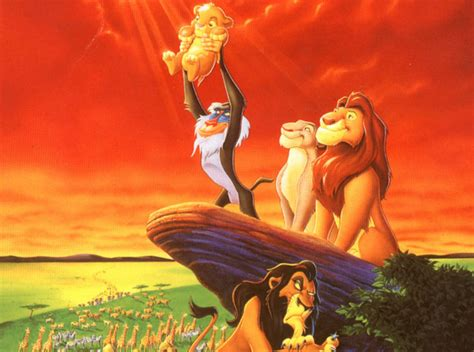 발걸음을 멈추는곳 :: 디즈니의 라이온킹(The Lion King)