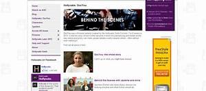 AS Media Studies - Kira Mushing: Hollyoaks Website Layout ...