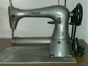 singer walking foot cylinder arm industrial leather sewing With letter sewing machine