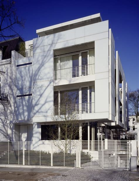 Rickmers House ? Richard Meier & Partners Architects