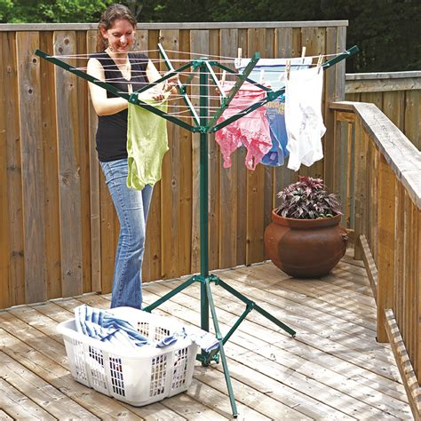 greenway portable outdoor rotary clothesline ghp group