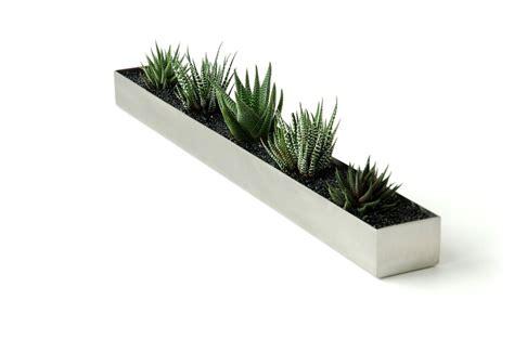 stainless steel planter box planters window  window sill