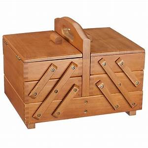 How to Build Wooden Sewing Box Plans PDF Plans
