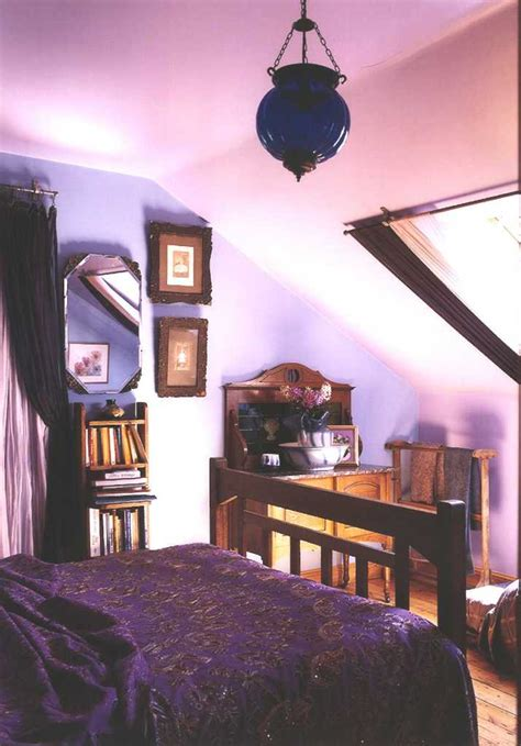 romantic purple bedroom design ideas decoration love