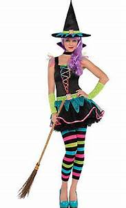 Teen Girls Witch Costumes Teen Witch Halloween Costumes