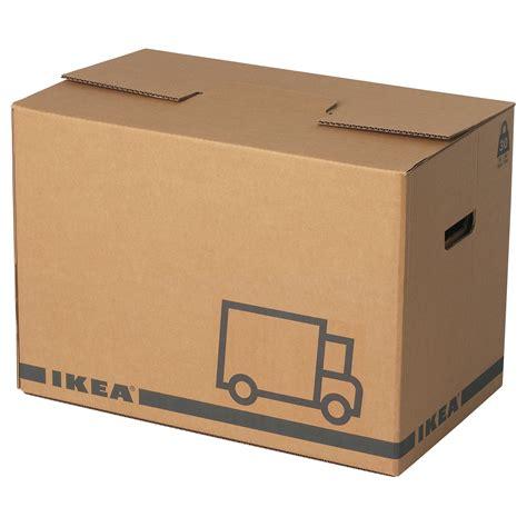 in a box j 196 ttene packaging box brown 56x33x41 cm ikea