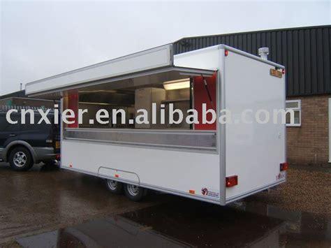remorque cuisine mobile restauration de cuisine mobile camion remorque remorque