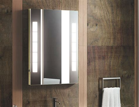 If-8 Synergy Illuminated Mirror With