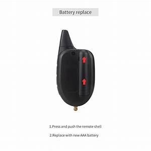 2 Way Motorbike Alarm W Tilt Sensor Shock Sensor Remote