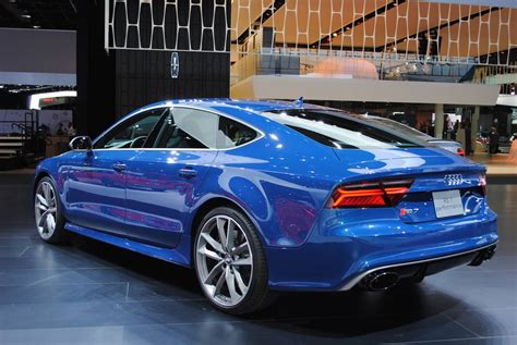 Audi Rs7 by Detroit 2016 Audi Rs7 Performance Gtspirit