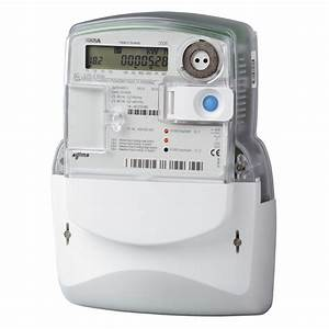 Iskra Mt371 Dlc Poly Phase Electric Smart Meter