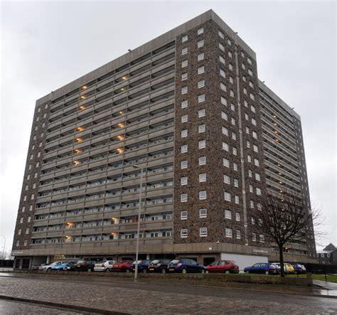 Bid To Transform Aberdeens Brutalist Tower Blocks Into