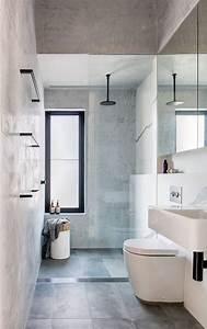 Boden Für Bad : betonbadezimmer boden aus beton wand aus beton das bad in ~ Lizthompson.info Haus und Dekorationen