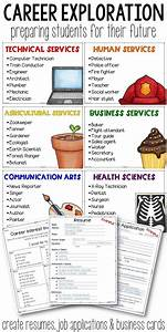Resume For Elementary Teachers A Career Project For Elementary Students Kids Will