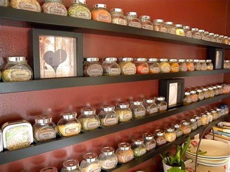 Ikea Wall Spice Rack by 19 Inventive Ways To Store Organize Your Spices