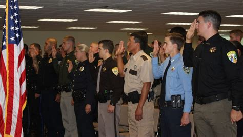 montana law enforcement academy graduates   officers