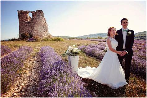 lavender field wedding  provence