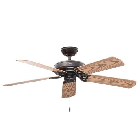 hunter fan angled mounting kit hunter bridgeport 52 in indoor outdoor black d rated