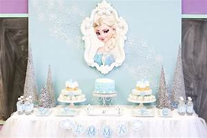 Frozen Birthday Party (Inspired by the movie) - Anders