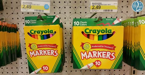 30% Off Crayola Products = Nice Deals On