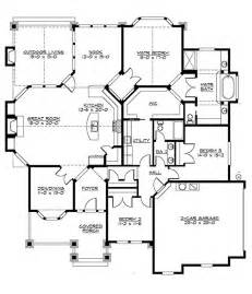 craftsman style house floor plans craftsman style house plan 3 beds 2 baths 2320 sq ft plan 132 200