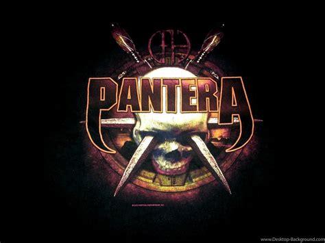 pantera thrash metal heavy dark skull  wallpapers desktop
