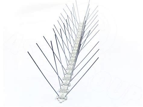 Window Sill Spikes by 3m Anti Bird Anti Cat Spikes No Perch Nest For Fence