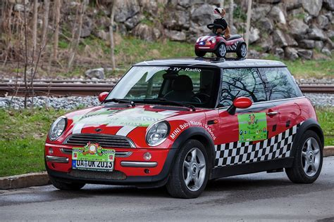 Bmw And Mini Enter The Allgau-orient Rally