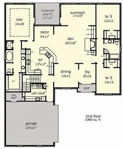 House, Plan, 9035-00257