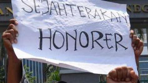 Gncp turun tangan bantu 6 guru honorer yang dipecat. Tanya Gaji Rp 250 Ribu yang Belum Diterima, Guru Honorer ...