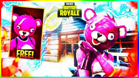 fortnite    cuddle team leader outfit