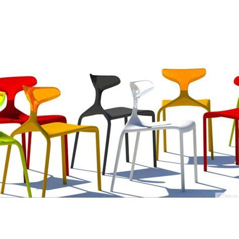 chaise en polypropylène chaise design en polypropylène et chaises