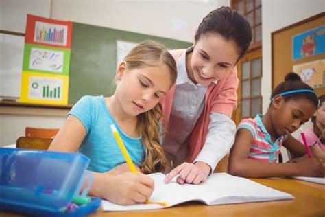 elementary school student teaching necessities