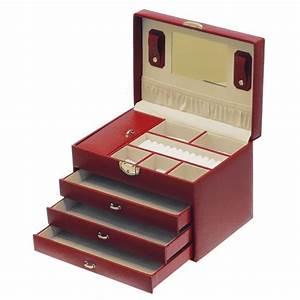 Coffret A Bijoux : coffret bijoux tiroirs thisga ~ Teatrodelosmanantiales.com Idées de Décoration
