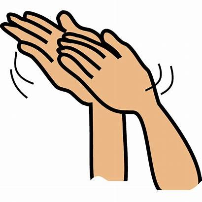 Clapping Hands Clipart Applause Clap Clip Animated